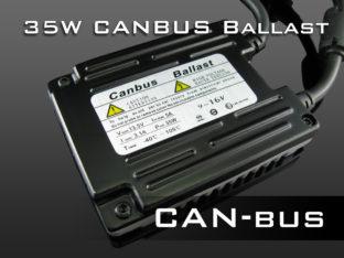 35 W CANbus Professional xenonballast för 12 V