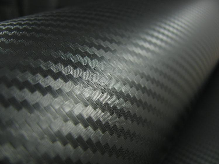 3D kolfibervinyl