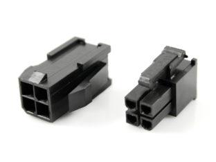 4-pin ATX kontakt till moderkort