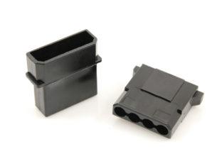 4-pin Molex kontakt