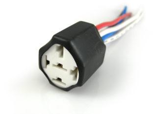 4-pin reläkontakt / sockel