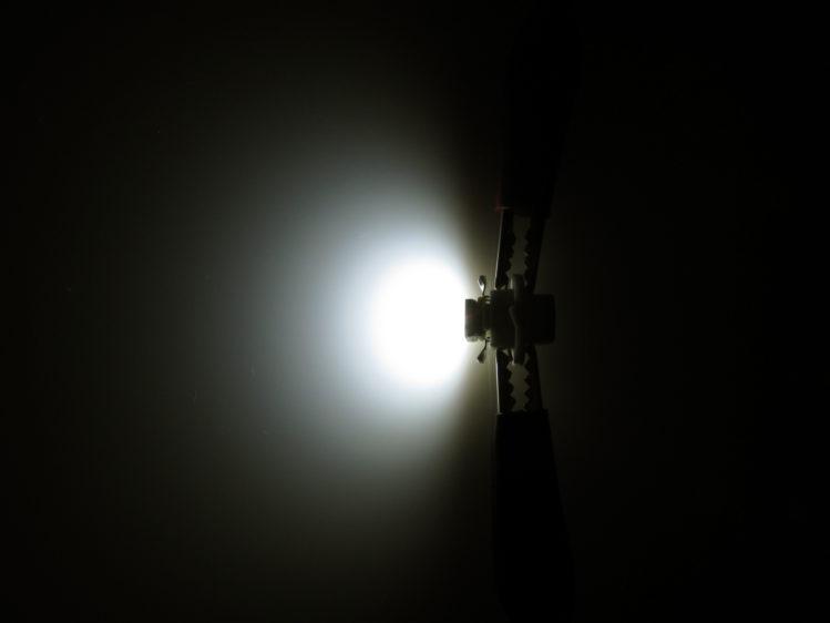 B8.4d LED lampa med 1x 5050 SMD för 12 V