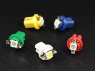 B8.5d LED lampa med 1x 5050 SMD för 12 V