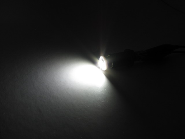 BA9s T4W LED lampa med 1x 5050 SMD för 12 V
