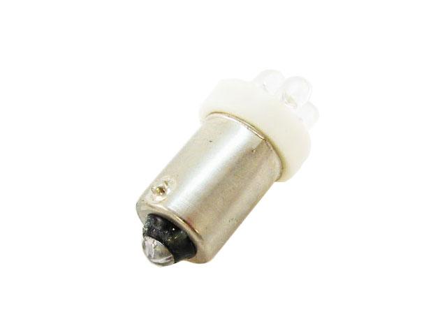 BA9s T4W LED lampa med 4x LED för 12 V