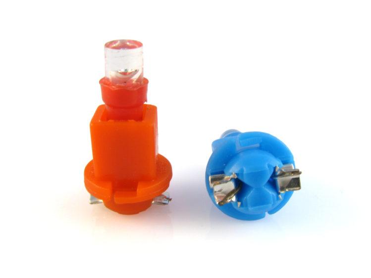 BAX LED lampa med 1x LED för 12 V