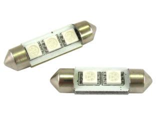 CANbus LED spollampa med 5050 SMD för 12 V