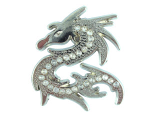Drake i lyxlook - Emblem