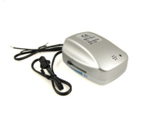 EL wire drivdon för 12 V DC med ljudstyrning