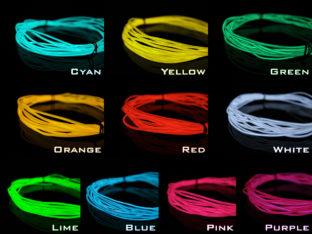 EL wire Generation 3