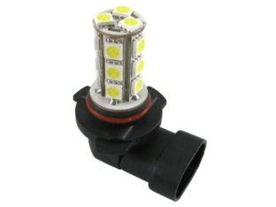 HB3 9005 P20d LED lampa med 18x SMD för 12 V
