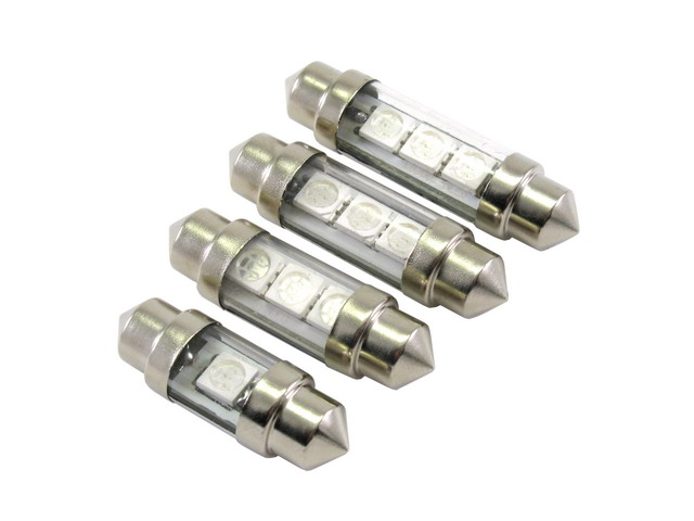 LED C5W spollampa med 5050 SMD för 12 V