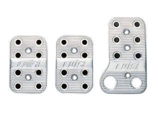 Luisi pedalkit Aluminium 2