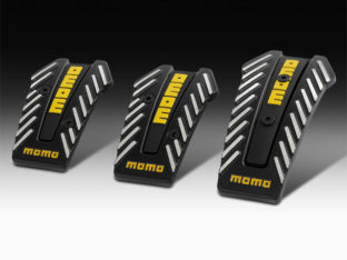 Momo pedalkit Nero
