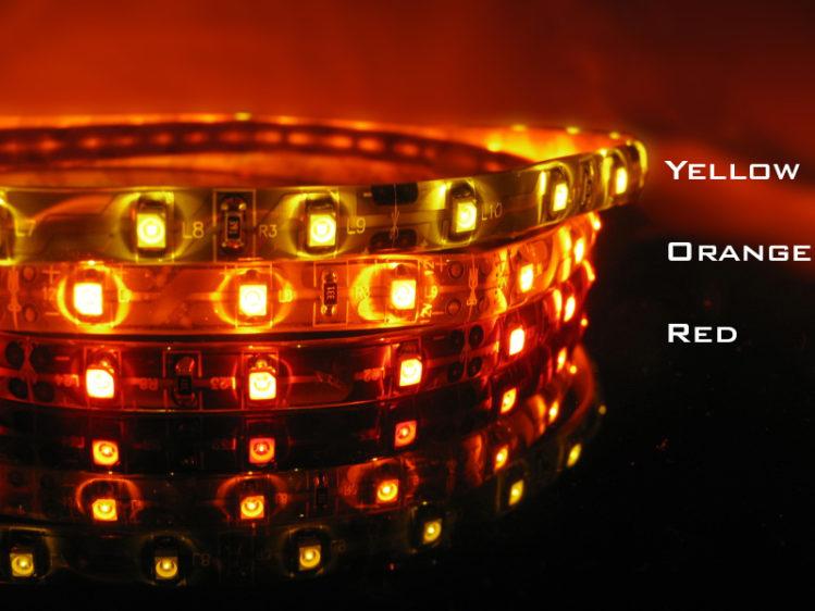 Slimmad LED slinga med 3528 SMD, 330 lm/m