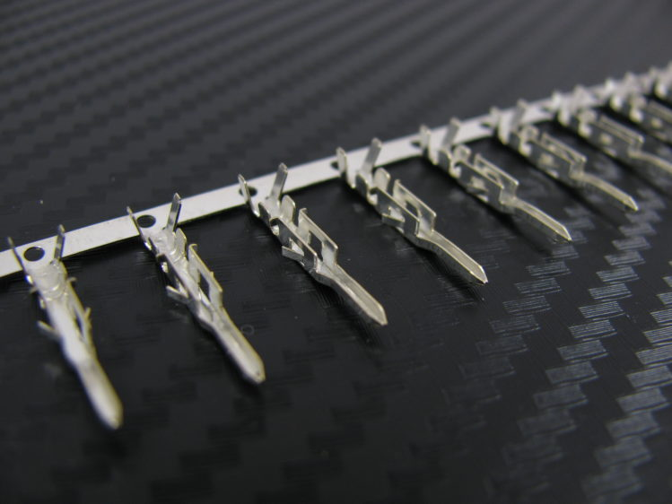 Stift för moderkort ATX, PSU & PCI-express kontakter