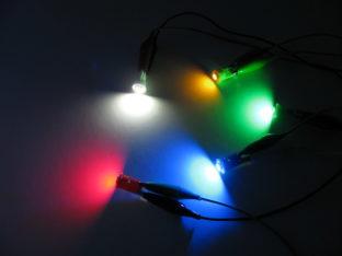 T10 W5W LED lampa med 1x 5050 SMD för 12 V