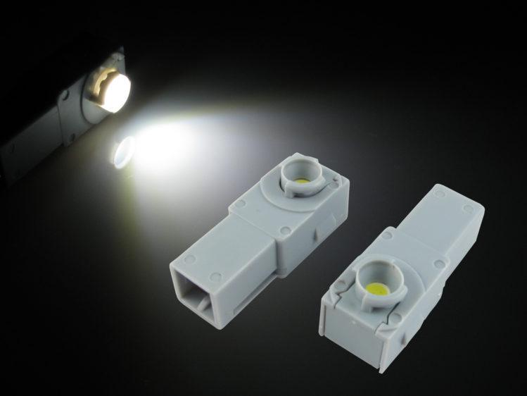 Toyota LED bilstolslampa