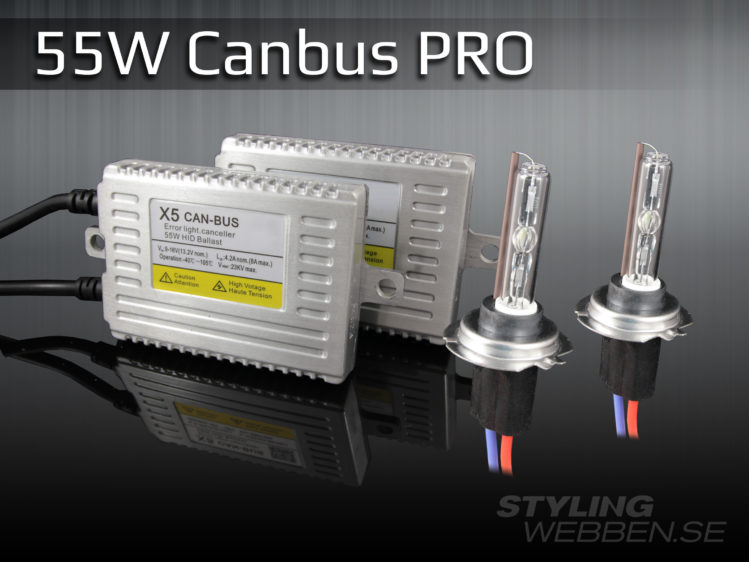 Xenonkit CANbus Professional 55 W