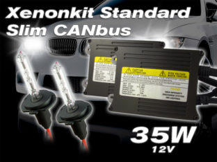Xenonkit Standard Slim CANbus 35 W
