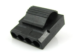 4-pin Molex kontakt Ver. 2