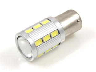 BAU15s PY21W LED lampa med 5630 SMD och CREE LED för 12 V & 24 V