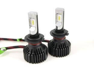 LED strålkastarlampor T8 STORM för 12 V