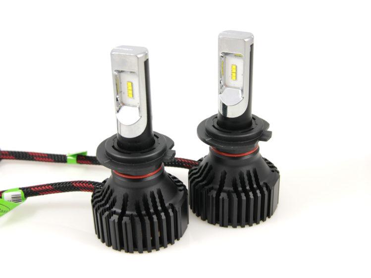 LED strålkastarlampor