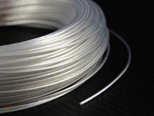 Silverpläterad kabel | 1,0 mm² 18 AWG